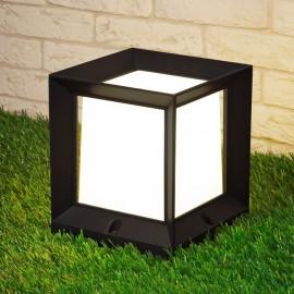 Ландшафтный светильник Elektrostandard 1603 Techno Marko L (модерн, черный)