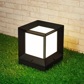 Ландшафтный светильник Elektrostandard 1604 Techno Marko S (модерн, черный)