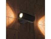 Уличный настенный светильник Elektrostandard Techno 1605 LED Sokar (модерн, графит)