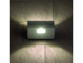Уличный настенный светильник Elektrostandard Techno 1611 LED Nerey (модерн, серый)