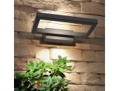 Уличный настенный светильник Elektrostandard Techno 1642 LED Astar D (модерн, графит)