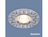 Точечный встраиваемый светильник Elektrostandard 2007 WH (модерн, белый)