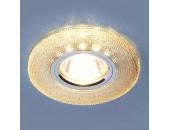 Точечный встраиваемый светильник Elektrostandard 2130 GС (модерн, тонированный)
