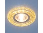 Точечный встраиваемый светильник Elektrostandard 2160 GC (модерн, тонированный)