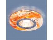 Точечный встраиваемый светильник Elektrostandard 2191 OR (модерн, оранжевый)