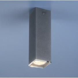 Точечный накладной светильник Elektrostandard 5718 Grey (модерн, серый)