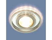 Точечный встраиваемый светильник Elektrostandard 7021 SL/CH (модерн, зеркальный/хром)