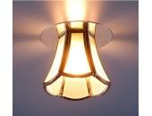 Точечный встраиваемый светильник Elektrostandard 8375 CH (модерн, хром)