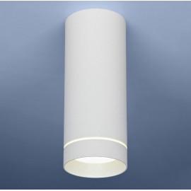 Точечный накладной светильник Elektrostandard DLR022 (модерн, белый матовый)