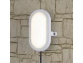 Уличный настенный светильник Elektrostandard LTB0102D LED (модерн, белый)