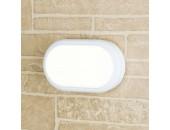 Уличный настенный светильник Elektrostandard LTB04 LED Forssa (модерн, белый)