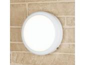 Уличный настенный светильник Elektrostandard LTB06 Imatra LED  (модерн, белый)