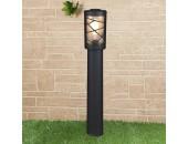 Уличный столб Elektrostandard Premier F 4690389115202 (черный, кантри)