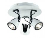 Светильник настенно-потолочный Loft Lussole LSN-4101-03