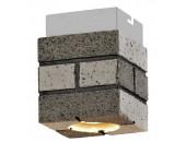 Накладной потолочный светильник Lussole Loft LSP-9686 серый