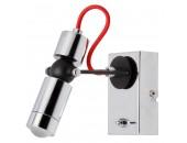Светильник спот Lussole Loft LSP-9923 Esma хром