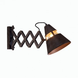 Светильник настенный спот Loft Mantra INDUSTRIAL MN 5444 (темно-серый, винтаж)