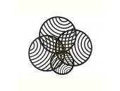 Светильник настенно-потолочный Mantra Colladge MN 7230 (черный, модерн)