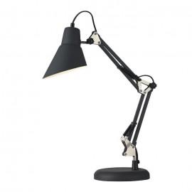 Настольная лампа  Maytoni Z136-TL-01-B ZEPPO 136 черный, модерн