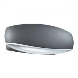 Ландшафтный светодиодный настенный светильник Novotech 357407 KAIMAS серый