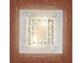 Светильник настенно-потолочный Sonex/Сонекс 2208Sirius (модерн, хром)