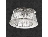 Точечный встраиваемый светильник Novotech 369669 Arctica (модерн, хром)