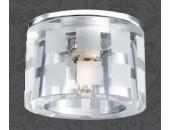 Точечный встраиваемый светильник Novotech 369808 Nord (модерн, хром)