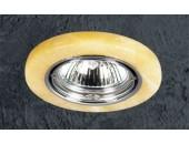 Точечный встраиваемый светильник Novotech 369280 Stone (модерн, хром)