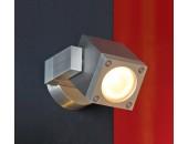 Светильник спот Lussole LSQ-9511-01 Vacri (хай-тек, хром матовый)