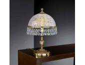 Настольная лампа Reccagni Angelo P 6300 M (классический, золото)