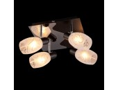 Светильник спот Евросвет/Eurosvet 60301/4 (хай-тек, хром)