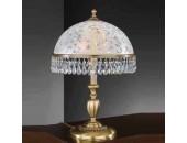 Настольная лампа Reccagni Angelo P 6200 G (классический, бронза)