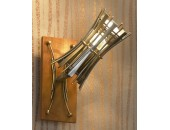 Светильник спот Lussole LSL-8401-01 Offagna (модерн, бронза)