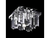 Точечный встраиваемый светильник Novotech 369371 Caramel 2 (модерн, хром)