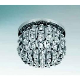 Точечный встраиваемый светильник Lightstar 030704 Monile Sfe cr (модерн, хром)