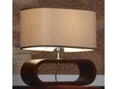 Настольная лампа Lussole Nulvi LSF-2104-01 (модерн, хром)