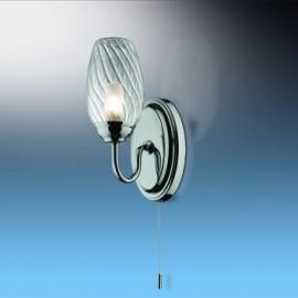 Светильник влагозащищенный Odeon Light 2147/1W Batto (модерн, хром)