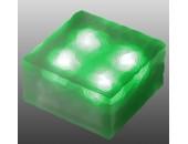 Уличный декоративный светильник Novotech 357248 (модерн, зеленый)