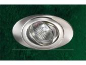 Точечный встраиваемый светильник Novotech 369199 Iris (модерн, никель)
