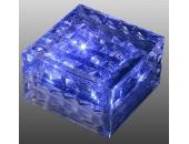 Уличный декоративный светильник Novotech 357241 (модерн, синий)