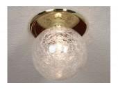 Светильник точечный встраиваемый Lussole LSA-2510-01 Ragnatela (модерн, золото)