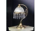 Настольная лампа Reccagni Angelo P 3831 (классический, бронза)