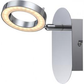 Светильник спот Globo 56107-1 ORELL (модерн, хром)