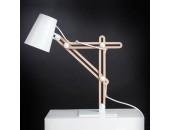 Настольная лампа Mantra MN 3615 Looker (хай-тек, белый)