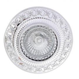Встраиваемый светильник L`Arte Luce L11051.53 Lyon (классический, хром)