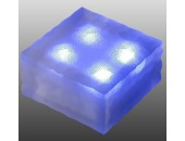 Уличный декоративный светильник Novotech 357247 (модерн, синий)