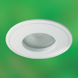 Влагозащищенный встраиваемый светильник Novotech 369305 Aqua (модерн, белый)