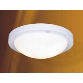 Светильник влагозащищенный Svetresurs/Светресурс 341-002-02 (модерн, белый)