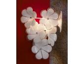 Бра Lussole Asinara LSA-5101-01 (флористика, белый)