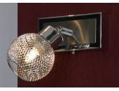 Светильник спот Lussole Treia LSQ-3601-01 (хром)